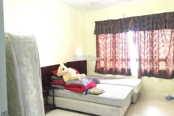 For Sale Serviced Residence at Mutiara Anggerik, Shah Alam Leasehold Semi Furnished 3R/2B 530k