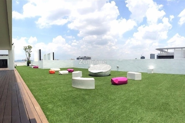 For Sale Condominium at Urbana Residences @ Ara Damansara, Ara Damansara Leasehold Semi Furnished 3R/3B 980k