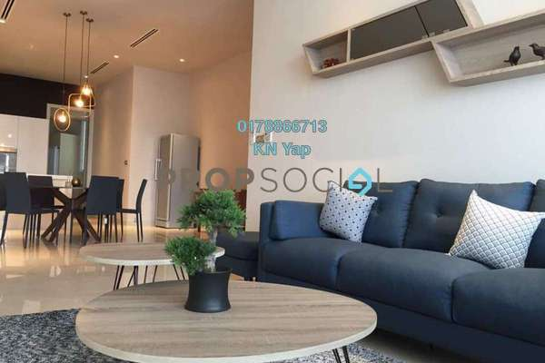 For Rent Condominium at Sunway Palazzio, Sri Hartamas Freehold Fully Furnished 3R/4B 7.5k