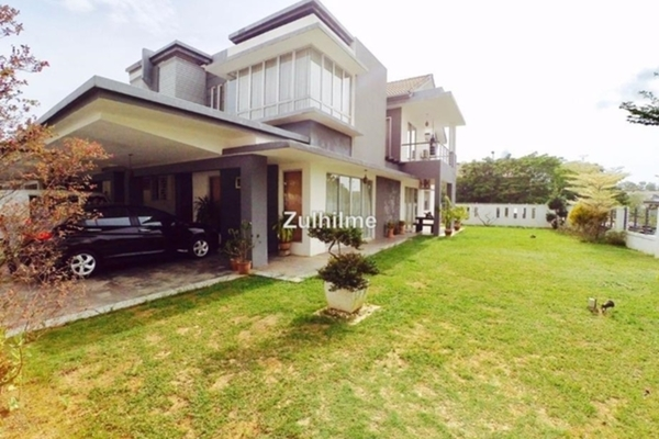 For Sale Semi-Detached at Sephira, Alam Impian Freehold Semi Furnished 4R/5B 1.15m
