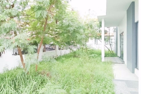 For Sale Terrace at Nukilan, Alam Impian Freehold Semi Furnished 5R/5B 1.15m