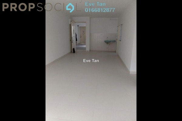 For Sale Apartment at Seri Mutiara, Setia Alam Freehold Semi Furnished 3R/2B 280k