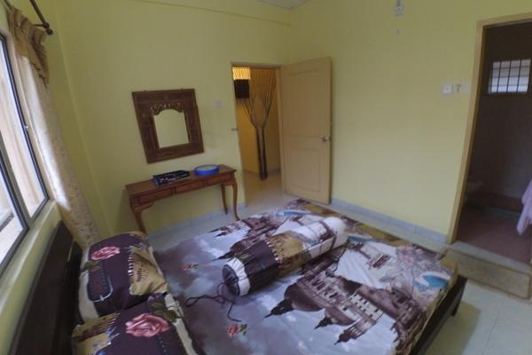 For Sale Condominium at Oakleaf Park, Bukit Antarabangsa Freehold Semi Furnished 3R/2B 250k