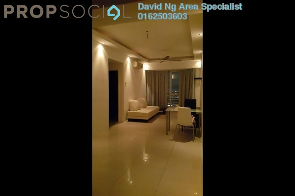For Sale Serviced Residence at Rhythm Avenue, UEP Subang Jaya Freehold Semi Furnished 2R/2B 348k