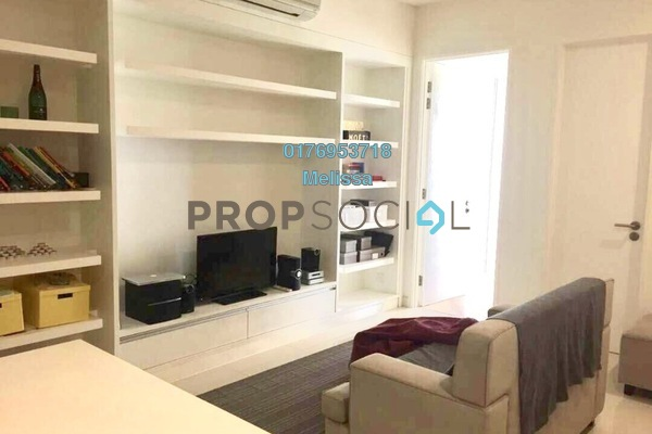 For Sale Condominium at Camellia, Bangsar South Freehold Fully Furnished 1R/1B 630k