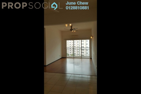 For Rent Condominium at Rosvilla, Segambut Freehold Semi Furnished 3R/3B 1.9k