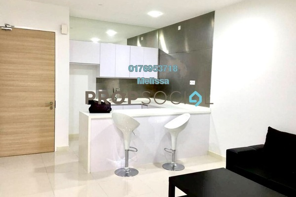 For Rent Condominium at Camellia, Bangsar South Freehold Fully Furnished 1R/1B 2.5k