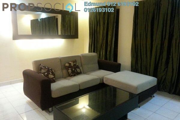 For Rent Condominium at Palm Spring, Kota Damansara Freehold Fully Furnished 2R/2B 1.6k