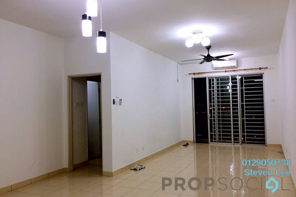 For Rent Condominium at Pearl Avenue, Kajang Freehold Semi Furnished 3R/2B 1.2k