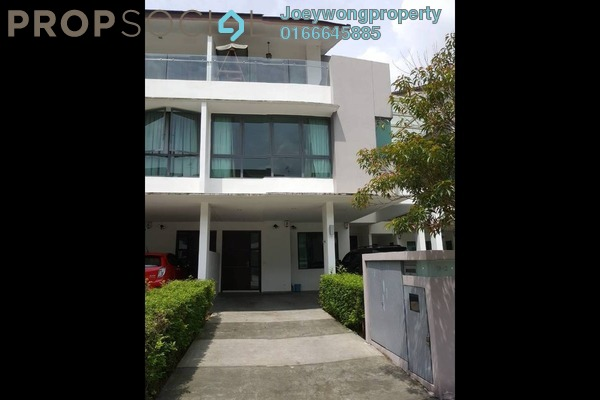 For Rent Townhouse at Sunway SPK 3 Harmoni, Kepong Freehold Fully Furnished 4R/3B 4k