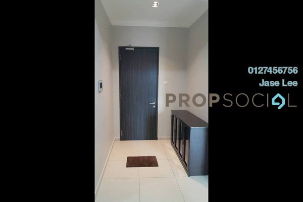 For Rent Condominium at Zefer Hill Residence, Bandar Puchong Jaya Freehold Fully Furnished 3R/3B 2.39k