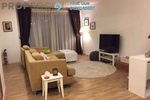 For Rent Condominium at Kiaramas Sutera, Mont Kiara Freehold Fully Furnished 3R/2B 3.5k