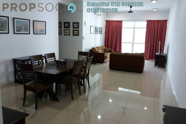 For Rent Condominium at Amaya Saujana, Saujana Freehold Fully Furnished 3R/2B 3.5k