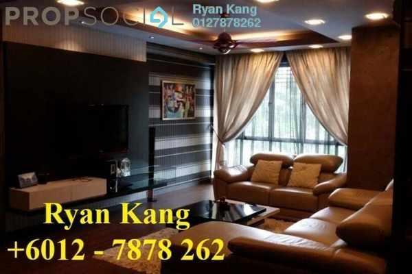 For Sale Condominium at Molek Pine, Johor Bahru Freehold Fully Furnished 3R/2B 580k
