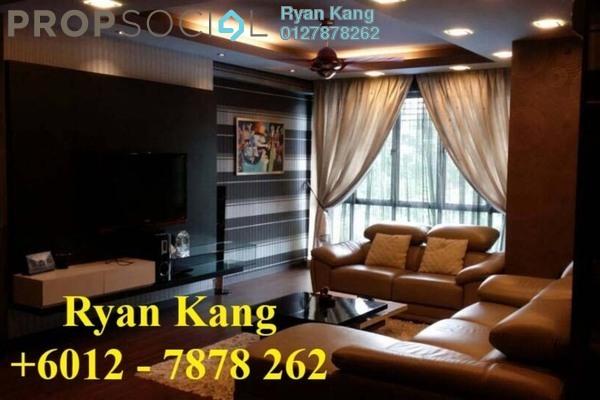 For Sale Condominium at Molek Pine, Johor Bahru Freehold Fully Furnished 3R/2B 580k