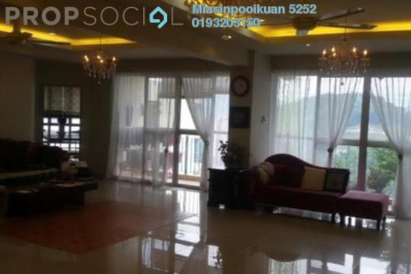 For Rent Condominium at Villa Wangsamas, Wangsa Maju Freehold Semi Furnished 6R/5B 3.5k