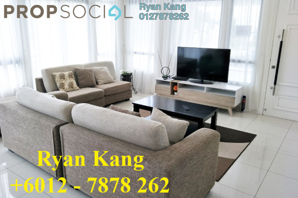 For Rent Semi-Detached at Eco Botanic, Skudai Freehold Fully Furnished 4R/5B 4k