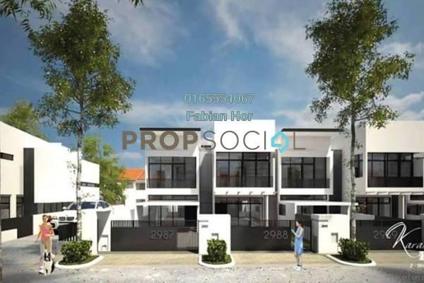 For Sale Terrace at Karak Park Home, Pahang Freehold Unfurnished 4R/5B 438k