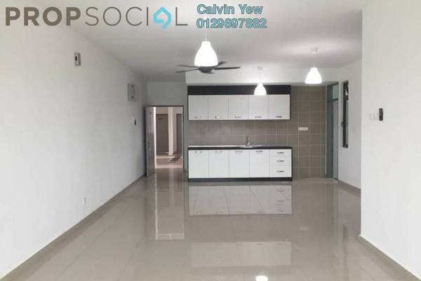 For Rent Condominium at KL Palace Court, Kuchai Lama Freehold Semi Furnished 3R/2B 2k