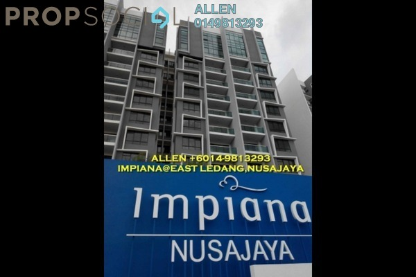 For Sale Condominium at Impiana Residences, Iskandar Puteri (Nusajaya) Freehold Semi Furnished 3R/3B 655k