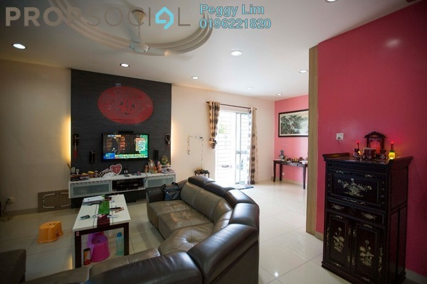 For Sale Terrace at Jenjarom, Selangor Freehold Semi Furnished 4R/4B 899k