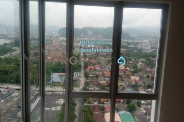 For Rent Condominium at DeSkye Residence, Jalan Ipoh Freehold Unfurnished 3R/4B 2.5k