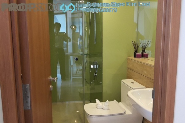 For Rent Condominium at Vortex Suites & Residences, KLCC Freehold Fully Furnished 2R/2B 4.5k