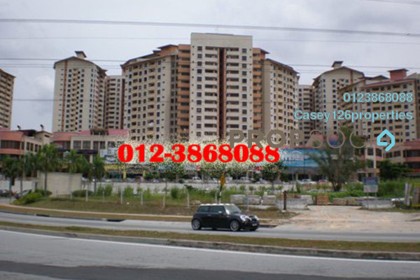 For Sale Condominium at Palm Spring, Kota Damansara Freehold Semi Furnished 3R/2B 400k