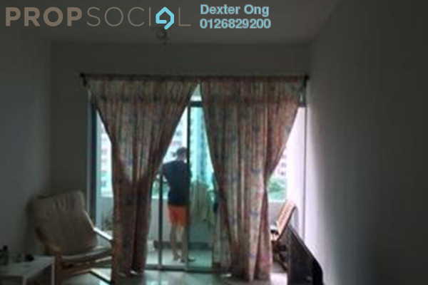 For Sale Condominium at Kiara Residence, Bukit Jalil Freehold Semi Furnished 3R/2B 565k