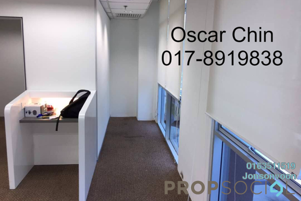 For Rent Office at Solaris Dutamas, Dutamas Freehold Semi Furnished 3R/2B 3.8k