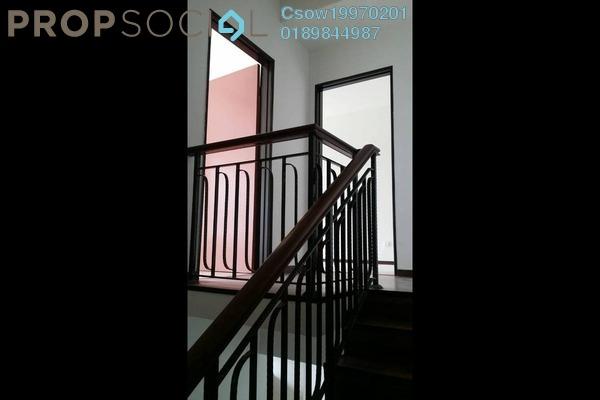 For Rent Condominium at Bukit OUG Townhouse, Bukit Jalil Freehold Semi Furnished 3R/3B 2.2k