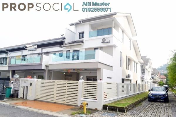 For Sale Terrace at Sutera Damansara, Damansara Damai Freehold Unfurnished 5R/4B 1.3m