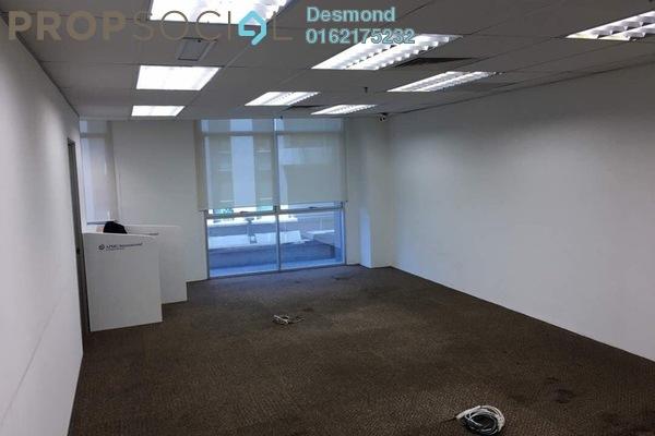 For Rent Office at Solaris Dutamas, Dutamas Freehold Semi Furnished 0R/0B 3.8k