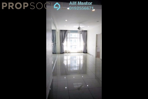 For Sale Condominium at The Saffron, Sentul Freehold Unfurnished 3R/2B 670k