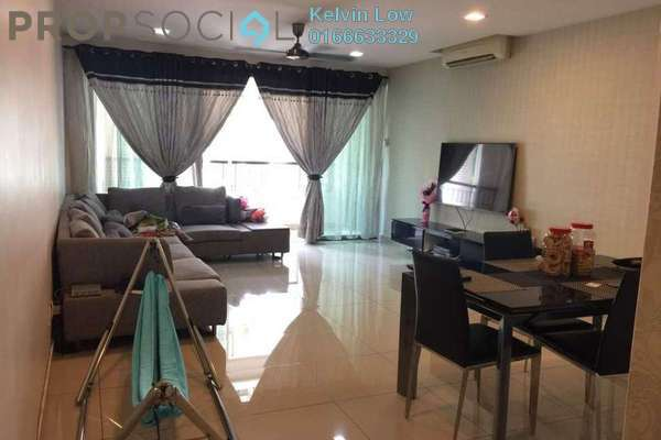 For Rent Condominium at Ara Hill, Ara Damansara Freehold Fully Furnished 4R/3B 4k