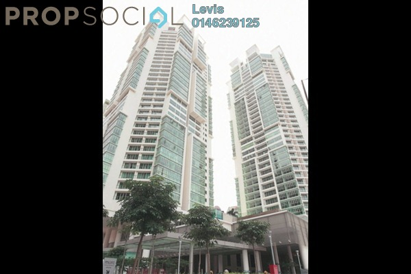 For Rent Condominium at Marc Service Residence, KLCC Freehold Fully Furnished 3R/3B 7.8k