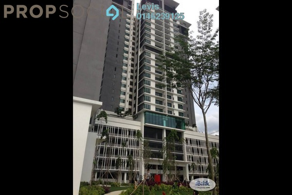 For Rent Condominium at Gembira Residen, Kuchai Lama Freehold Semi Furnished 3R/4B 2.1k