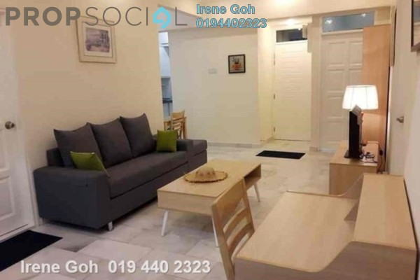 For Rent Apartment at Pearlvue Heights, Tanjung Tokong Freehold Fully Furnished 3R/2B 1.8k