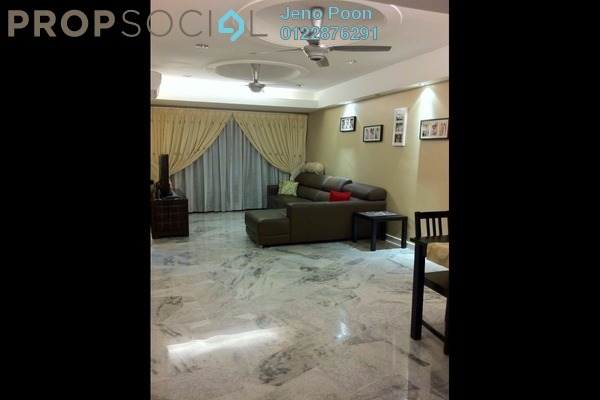 For Rent Condominium at Meadow Park 2, Old Klang Road Freehold Fully Furnished 3R/2B 1.5k