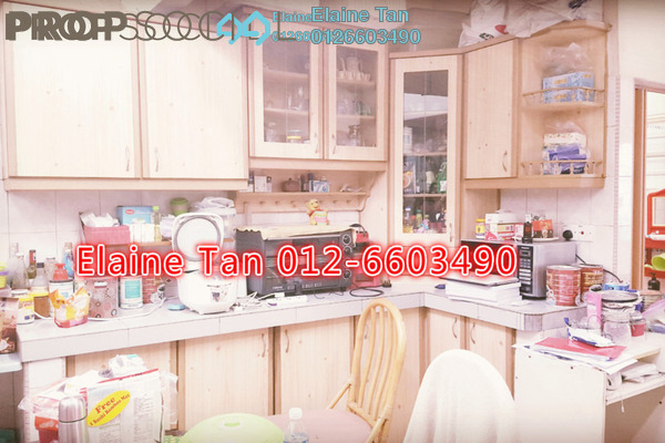 For Sale Terrace at Happy Garden, Old Klang Road Freehold Semi Furnished 3R/2B 648k
