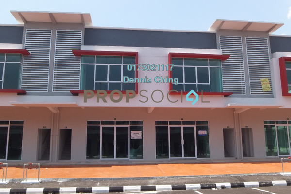 For Rent Shop at Meru Bestari, Ipoh  Unfurnished 0R/0B 3.3k