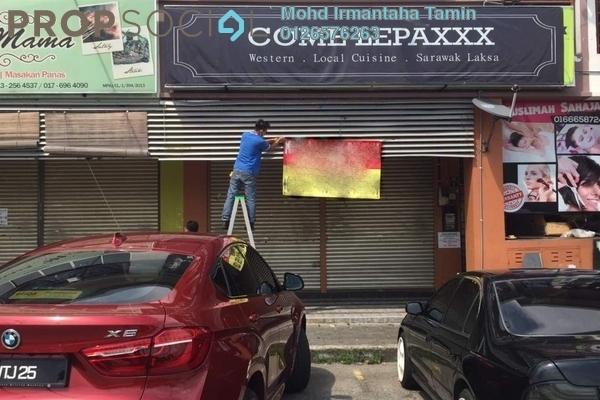 For Rent Shop at Taman Jernang Jaya, Bangi Freehold Semi Furnished 0R/2B 4.5k