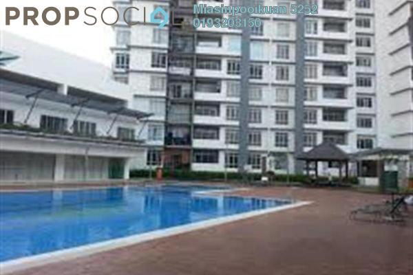 For Rent Condominium at Astana Lumayan, Bandar Sri Permaisuri Freehold Semi Furnished 3R/2B 1.6k
