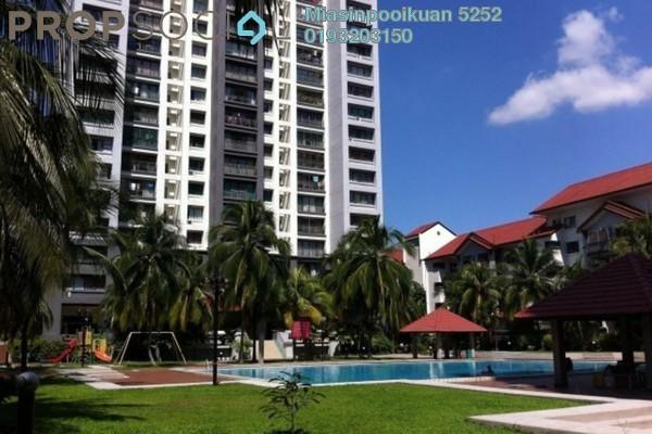 For Rent Condominium at Tiara Ampang, Ampang Freehold Fully Furnished 3R/2B 2.3k