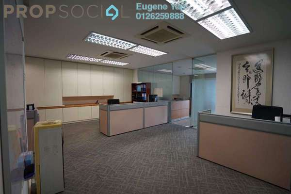 For Rent Office at Wisma UOA II, KLCC Freehold Fully Furnished 0R/0B 10k