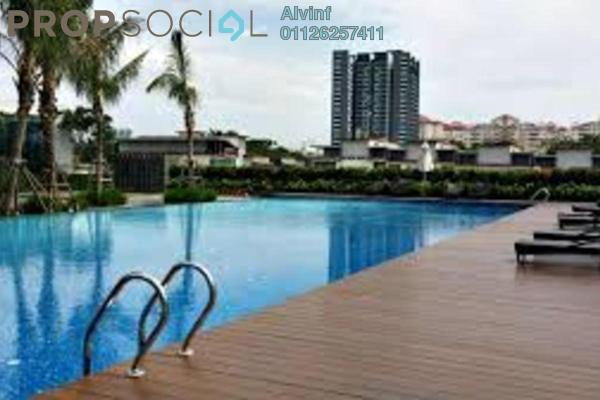 For Rent Condominium at KM1, Bukit Jalil Freehold Semi Furnished 3R/2B 2k