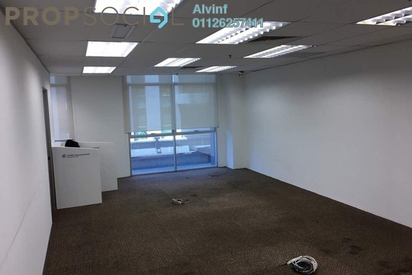 For Rent Office at Solaris Dutamas, Dutamas Freehold Semi Furnished 0R/0B 3.8k