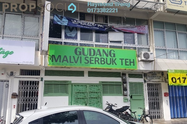 For Rent Shop at Taman Sri Serdang, Seri Kembangan Freehold Unfurnished 1R/2B 2.5k
