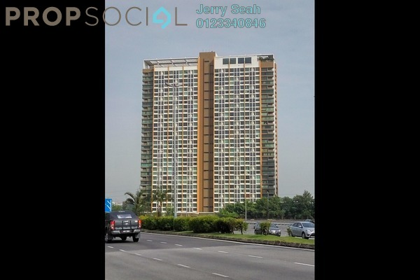 For Rent Serviced Residence at Subang SoHo, Subang Jaya Freehold Fully Furnished 1R/1B 1.6k