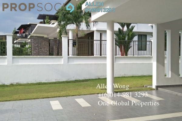 For Rent Semi-Detached at Taman Bukit Indah, Bukit Indah Freehold Semi Furnished 5R/5B 6.9k